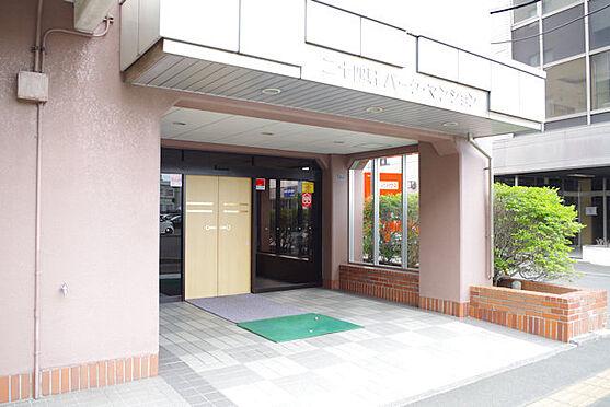 区分マンション-札幌市西区二十四軒二条5丁目 エントランス