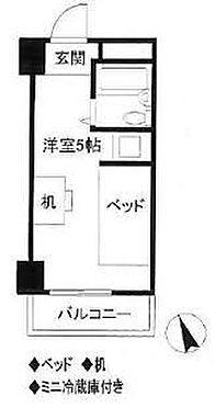 マンション(建物一部)-渋谷区代々木3丁目 居間