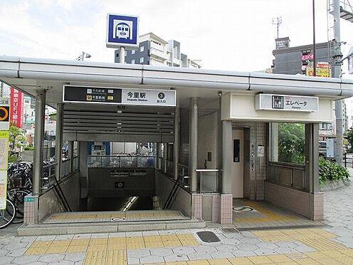 中古マンション-大阪市東成区大今里西2丁目 地下鉄千日前線 今里駅徒歩1分です