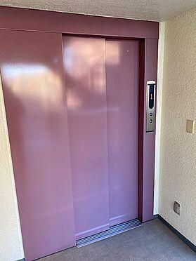 中古マンション-川口市飯塚1丁目 エレベーター