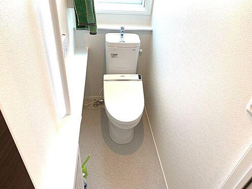 中古一戸建て-西尾市寄住町神明 トイレ
