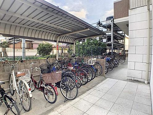 区分マンション-名古屋市中川区助光2丁目 駐輪場