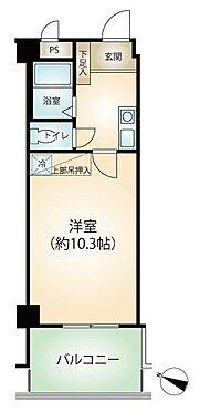中古マンション-熱海市西熱海町2丁目 ワンルームですが玄関が広めに設計されております。