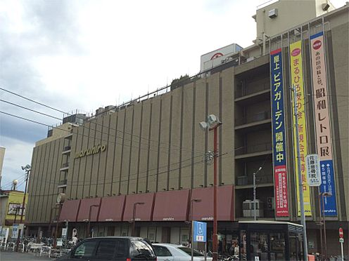 マンション(建物一部)-川越市菅原町 丸広百貨店 川越店(840m)