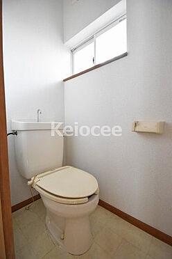 アパート-山武郡九十九里町片貝 トイレ