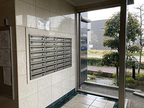 区分マンション-名古屋市中川区新家2丁目 共有ポストです。宅配BOXもございます!