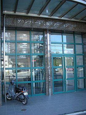マンション(建物一部)-福岡市中央区桜坂3丁目 エントランス