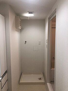 中古マンション-越谷市越ヶ谷 洗濯機置き場