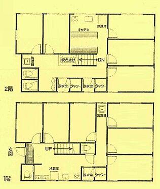 マンション(建物全部)-足立区扇 間取り