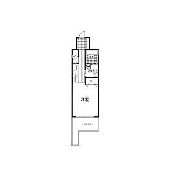 マンション(建物一部)-大阪市淀川区十三本町1丁目 間取り