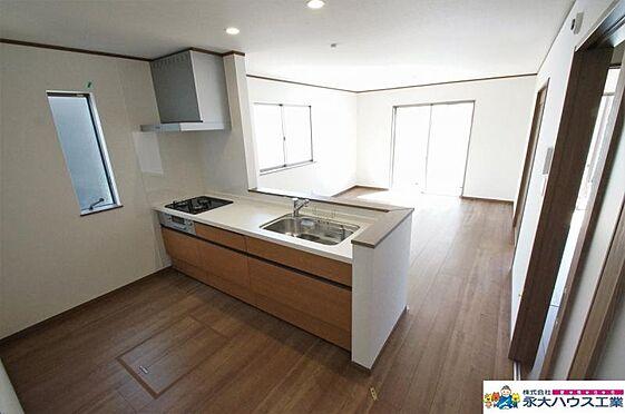 新築一戸建て-仙台市泉区泉ケ丘4丁目 キッチン