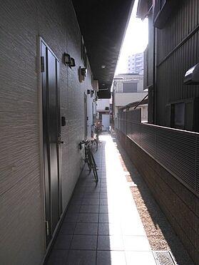 アパート-名古屋市中村区上ノ宮町2丁目 共用廊下