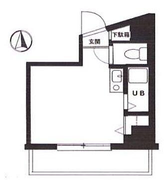 マンション(建物一部)-横浜市西区久保町 間取り