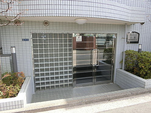 マンション(建物一部)-武蔵野市中町3丁目 エントランスアプローチです。