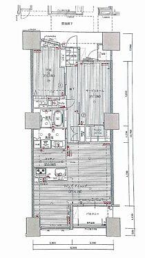 マンション(建物一部)-広島市中区八丁堀 間取り
