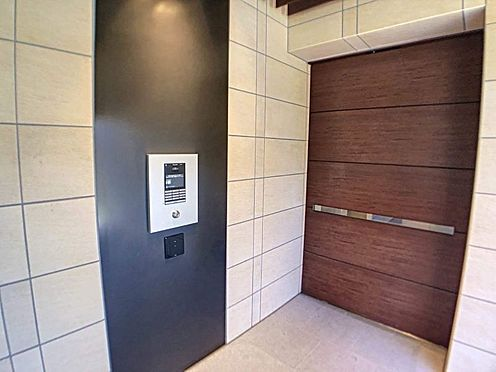 区分マンション-名古屋市東区白壁4丁目 快適な暮らしを守るオートロック