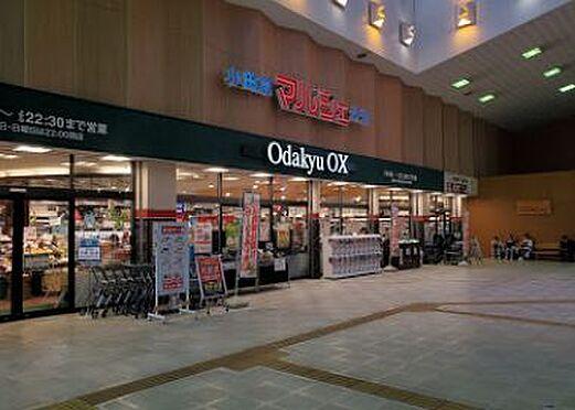 土地-秦野市栃窪 Odakyu OX 渋沢店