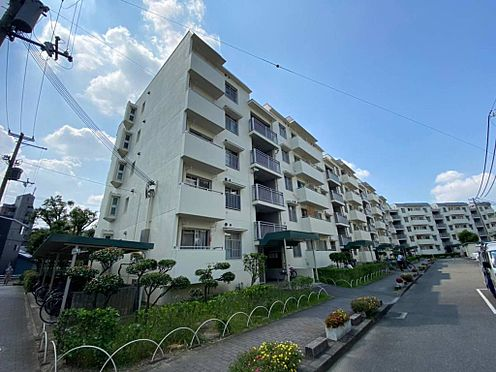 マンション(建物一部)-大阪市都島区毛馬町2丁目 穏やかな雰囲気漂う街並み