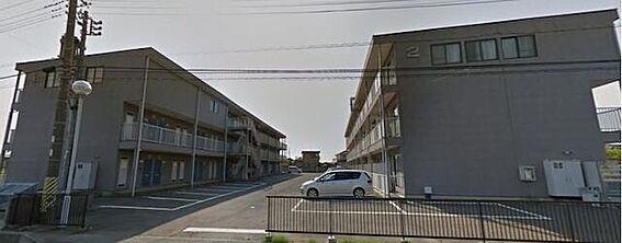 アパート-ひたちなか市平磯町 外観