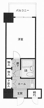 中古マンション-横浜市南区南吉田町2丁目 間取り