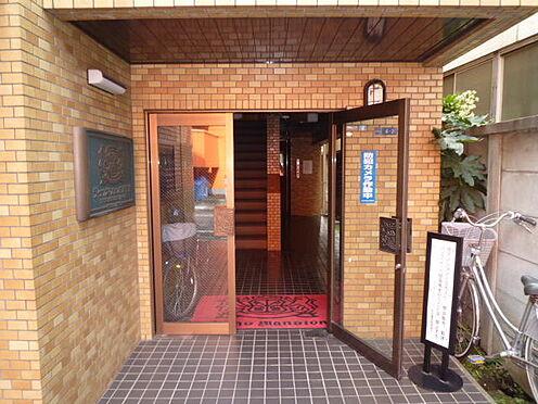 マンション(建物一部)-大田区北糀谷2丁目 入口です。