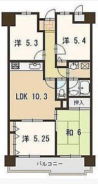 マンション(建物一部)-神戸市西区池上1丁目 上層階・開放感あり