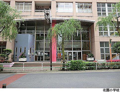 店舗(建物一部)-新宿区新宿2丁目 花園小学校