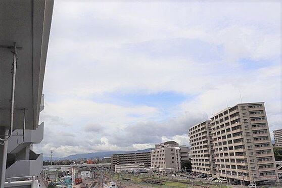 中古マンション-福岡市東区箱崎7丁目 靴箱です。2018年にリフォーム済みです!