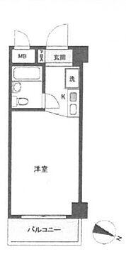 区分マンション-神戸市東灘区御影1丁目 間取り