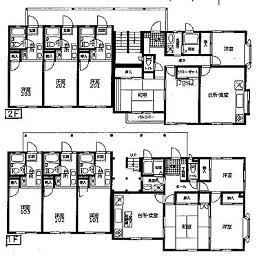 アパート-葛飾区東金町4丁目 エーデルハイムK・ライズプランニング