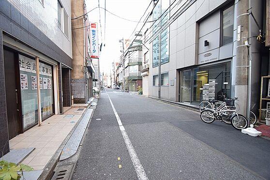 アパート-台東区浅草橋4丁目 北側公道約5.8m/間口約3.7m