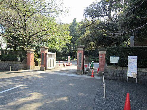 一棟マンション-新宿区戸山3丁目 【大学】学習院大学まで1867m