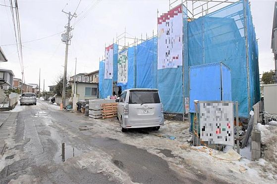 新築一戸建て-仙台市泉区山の寺2丁目 外観