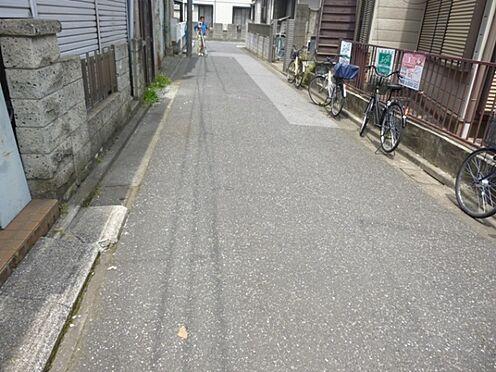 アパート-葛飾区細田4丁目 前面道路