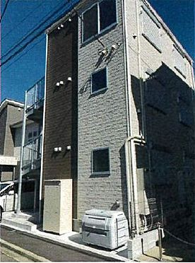 アパート-横浜市港北区大曽根1丁目 外観