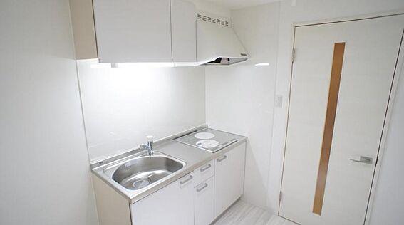 マンション(建物全部)-仙台市若林区新寺2丁目 101号室 キッチン