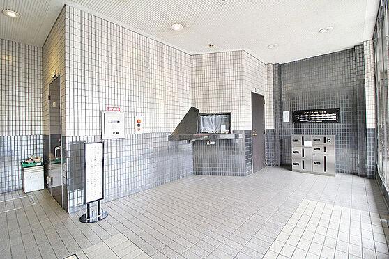 中古マンション-多摩市和田 エントランス