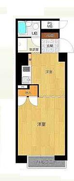 マンション(建物一部)-大阪市浪速区幸町2丁目 一人暮らしには使い勝手の良い間取りです。