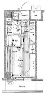 マンション(建物一部)-江東区森下3丁目 ガラ・ステージ森下・ライズプランニング