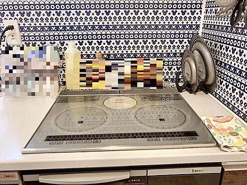 中古マンション-名古屋市緑区鳴海町字伝治山 人気のオール電化!家事の心配がなくお子様がいても安心です♪