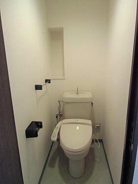マンション(建物一部)-沼津市杉崎町 トイレ