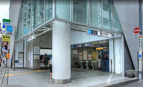 アパート-中野区弥生町3丁目 中野新橋駅