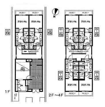 マンション(建物全部)-さいたま市桜区山久保1丁目 外観