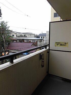 中古マンション-大和市南林間1丁目 バルコニーからの眺望です。※2020.2.1の賃貸前