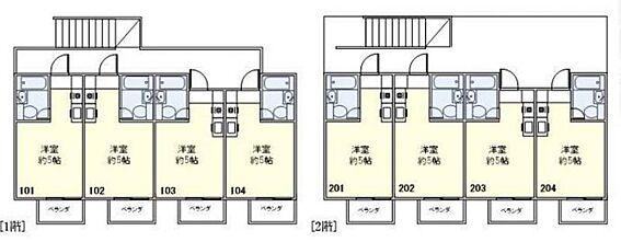 アパート-横須賀市浦賀1丁目 マリンハイツ・ライズプランニング