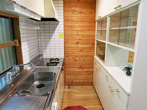 中古一戸建て-北佐久郡軽井沢町大字長倉 キッチンもピッカピカ。とっても綺麗好きなオーナー様です。
