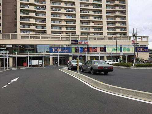 中古マンション-富士見市鶴瀬東1丁目 東武ストア鶴瀬店(419m)