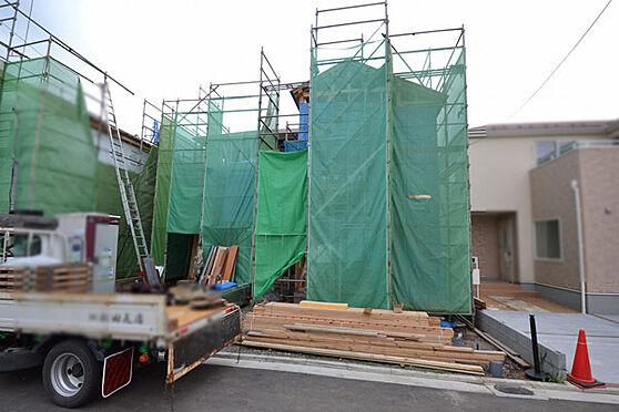 新築一戸建て-立川市一番町1丁目 駐車場