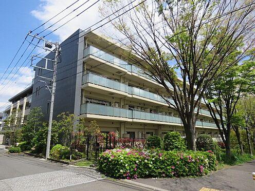 中古マンション-町田市三輪緑山1丁目 外観(2020.04撮影)