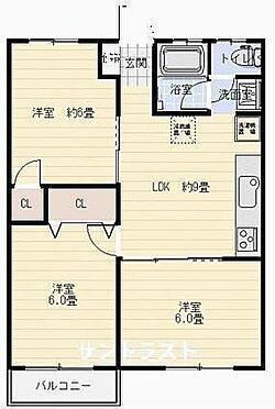 マンション(建物全部)-神戸市垂水区美山台1丁目 間取り